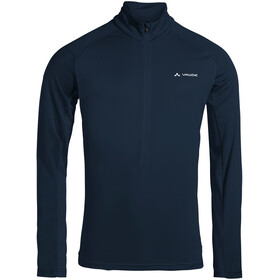 VAUDE Larice II T-shirt manches longues léger Homme, navy